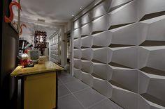 Prisma branco - Arquiteto Rogerio Pandolfo