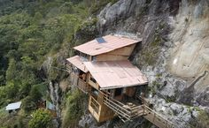 The Air Hostel in Abejorral Antioquia Colombia | Why Medellin