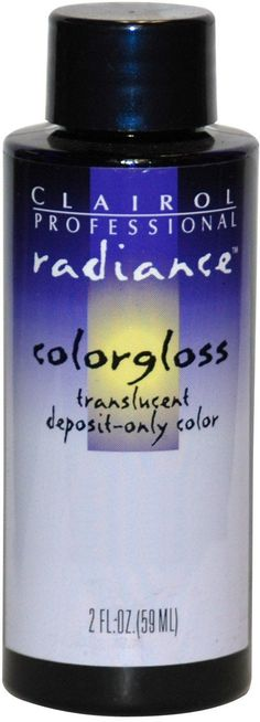 Clairol Radiance Colorgloss Semi Permanent Hair Color - -8N - Light Natural Blonde 2 oz. (Pack of 6) * You can get more details by clicking on the image.