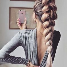Incredible beautiful voluminous braid by @sandrra_s  #RubinExtensions ! #hair #hairstyle #hairdresser #tutorial #hairtutorial #hairofinstagram #hairoftheday #hairideas #hairextensions #haircolor #TapeInExtensions #colorfulhair #instahair #ClipInExtensions#hairdye #haircolour #ombre #longhair #blondehair #brownhair #extensions #hairextensions #extensionspecialist #fashion #fashiongram #fashionaddict #fashionlover #Haarverlängerung #Haarverdichtung