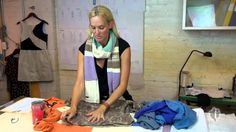 Upcycle Old Sweaters into a Cool Scarf