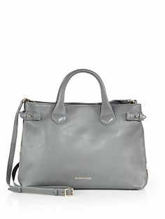 Burberry Banner Tote Beautiful bag - wish the price tag was a lot lower!
