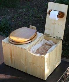 Vente de toilettes sèches -Gamme les Tinettes du Ventoux - Chlorophylle
