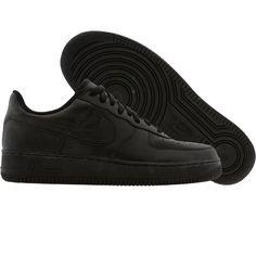 womens nike air force 1 low black