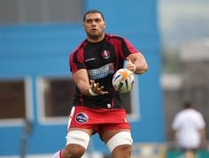 Sione Kalamafoni - Gloucester Rugby