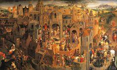 Hans Memling - Die Passion Christi