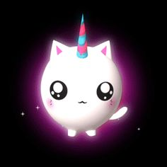 New trending GIF on Giphy. cat kitty pet meow unicorn aiko purr meetaiko unikitty kittycorn. Follow Me CooliPhone6Case on Twitter Facebook Google Instagram LinkedIn Blogger Tumblr Youtube