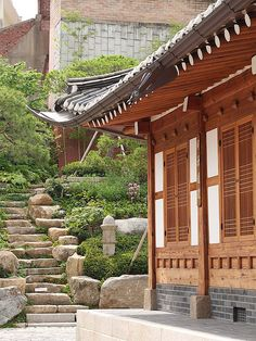 Hanok, South Korea