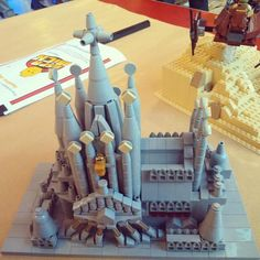 La Sagrada Família enclicada!! al #mnactec.
