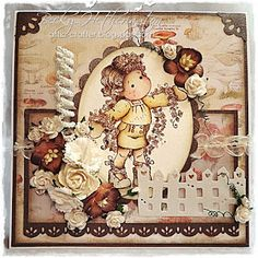 Cards By Becky: Autumn At Tilda's Town