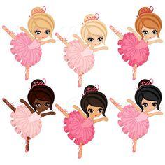 292 best images about Ballerina Scrap Printables on ...   Ballerina Tiaras Cartoon