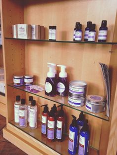 "Local business ""Cascade Lavender"" from central oregon. Great products to try out !"
