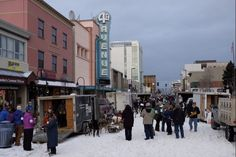 Photos: Iditarod 2016 ceremonial start kicks off the 44th race | Alaska Dispatch News