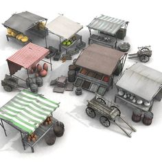 3ds max market place - marketplaceitems_LOWPOLY by Medievalworlds from TurboSquid.com