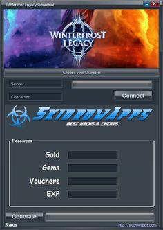 Winterfrost Legacy Hack
