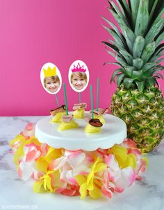 Pineapple Party with