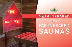 Near Infrared Versus Far Infrared Saunas