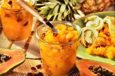 Exotisches Ananas-Chutney - Rezept bei So schmeckt's