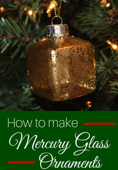 1000 ideas about glass christmas ornaments on pinterest old world christmas ornament and - Great christmas ornaments that you need for your home ...