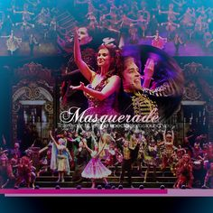 """Masquerade"" from Phantom of the Opera 25th Anniversary performance. What an amazing night!"