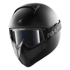 In a world of cookie-cutter full face helmets, the Vancore stands boldly alone.