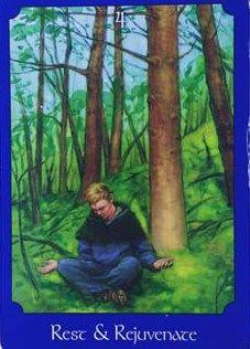 Rest and Rejuvenate - Psychic Tarot