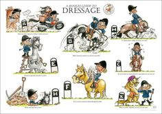 more dressage humor...repinned with thanks by DressageWaikato.co.nz...