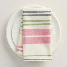 Dish Towels, Tea Towels, Artisanal, Loom, Hand Weaving, Mosaic, Graphics, Towels, La Perla Lingerie