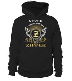 Never Underestimate the Power of a ZIPPER