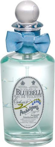 Bluebell eau de toilette by Penhaligon's of London was a signature scent of Princess Di. Penhaligon's Bluebell perfume has floral and woody notes. Penhaligon's holds an English royal warrant.
