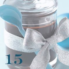 Day 15: Keep things budget-friendly this year and give gifts from your kitchen—homemade with love! Here are some delicious recipes to try.