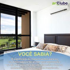 Essa é uma curiosidade que explica melhor a tecnologia Inverter! Para mais informações: www.arclube.com.br