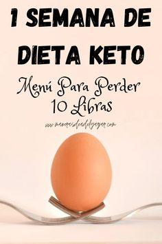 Menu Dieta, Empanadas, Low Carb Keto, Detox, Food And Drink, Tasty, Healthy Recipes, Fitness, Ale