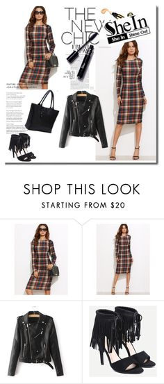 """""""SheIn 6/I"""" by hedija-okanovic ❤ liked on Polyvore featuring shein"""