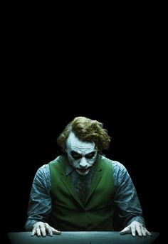 Heath Ledge r - Joker Joker Heath, Joker Batman, The Joker, Joker Art, Wallpaper Joker Hd, Heath Ledger Joker Wallpaper, Joker Wallpapers, Joker Ledger, Dark Knight Wallpaper