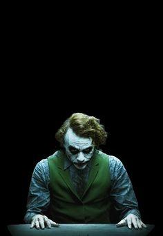 Heath Ledger - Joker