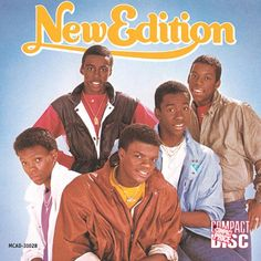 New Edition - As a teenager I had all the albums (yes, wax baby) and all of the Right-On magazine posters. I was supposed to marry Ronnie while my cousin claimed Mike.  SWOON!!!!!