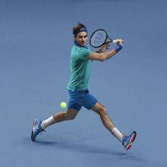 Nike sceglie uno Us Open ´in nero´ per Roger Federer e Maria Sharapova