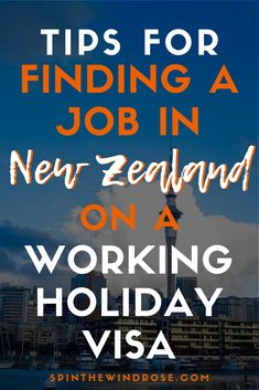 Working Holiday New Zealand Jobs: Tips for Finding & Applying for Backpacker Jobs – Honeymoon New Zealand Jobs, Work In New Zealand, Moving To New Zealand, Visit New Zealand, New Zealand Travel, New Zealand Work Visa, Working Holiday Visa, Working Holidays, New Zealand Holidays