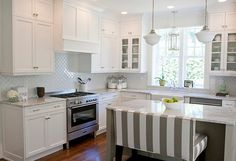 Kitchen Reno Paint Color. Benjamin Moore Dune White 968