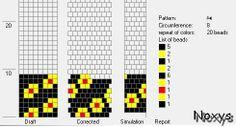 Vzory na háčkované dutinky :: Noxys