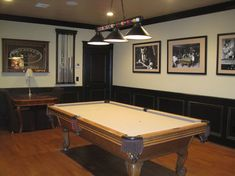 Billiard Room Design Ideas, Pictures, Remodel, and Decor - page 9