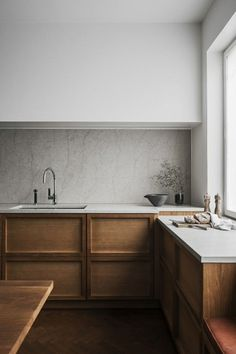 These minimalist kitchen concepts are equal parts calm as well as stylish. Locat… These minimalist kitchen concepts are equal parts Minimalist Interior, Minimalist Decor, Minimalist Style, Minimalist Design, Minimalist Bedroom, Minimalist Apartment, Minimalist Living, Interior Modern, Minimalist Furniture