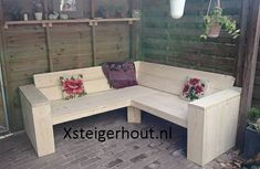 Outdoor Furniture, Outdoor Decor, Dining Bench, Home Decor, Dining Room Bench, Table Bench, Interior Design, Home Interior Design, Yard Furniture