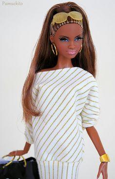 City Shopper Barbie Doll 2012 | Flickr - Photo Sharing!