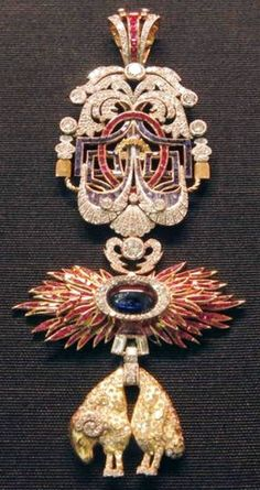 Order of the Knights of the Golden Fleece | ... Insignia of the Spanish Order of…