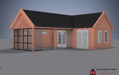 Cottage Extension, Shed, Outdoor Structures, Backyard Sheds, Sheds, Coops, Barn, Tool Storage
