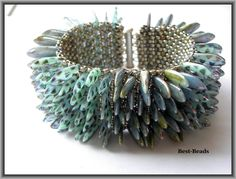 Best-Beads - daggers - quite a simple idea but really effective!