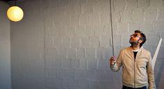 Le design de Robert Stadler, diplômé de l'ENSCI, se marie à l'ultra minimalisme du musée Nogushi