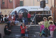 Round The Way Food Truck in Ballarat  #roundtheway #foodtruck #ballarat #federationuniversity #feduni #bagels #bagel